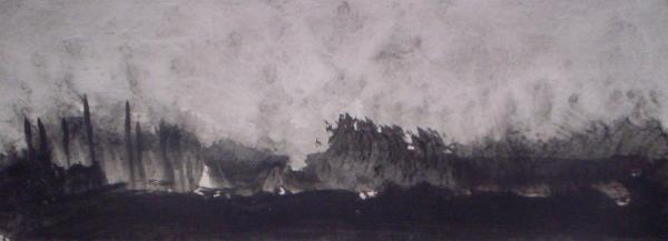 Une solitude de la mer Isabelle des Charbinières