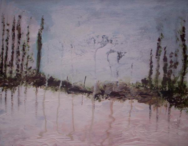 Les eaux étroites Isabelle des Charbinières
